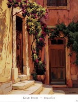 "Roussillon by Kiku Poch - 20"" x 26"""