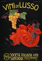 Vini Di Lusso by Vintage Apple Collection - various sizes, FulcrumGallery.com brand