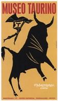 Museo Bull Fine Art Print