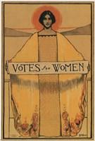 Votes for Women Fine Art Print