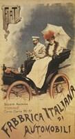 Fiat, 1899 Fine Art Print