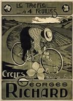 Georges Richard Fine Art Print