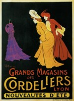 Cordeliers by Leonetto Cappiello - various sizes