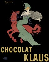 Chocolate Klaus Fine Art Print