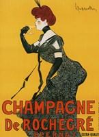 Champagne De Rochegre Fine Art Print
