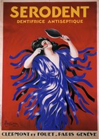 Serodent by Leonetto Cappiello - various sizes - $41.99