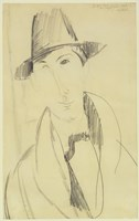 Mario the Musician by Amedeo Modigliani - various sizes, FulcrumGallery.com brand