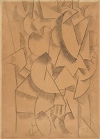 Contrast of Forms by Fernand Leger - various sizes - $41.99