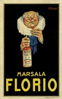 Marsala Florio by Vintage Apple Collection - various sizes, FulcrumGallery.com brand