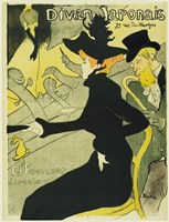 Divan Japonais by Henri de Toulouse-Lautrec - various sizes - $40.49