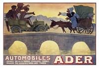 Ader Auto, 1903 Fine Art Print