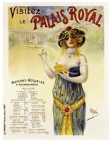 Palais Royal by Vintage Apple Collection - various sizes