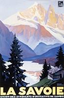 La Savoie Fine Art Print