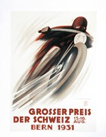 Grosser Preis Fine Art Print