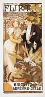 Flirt Fine Art Print