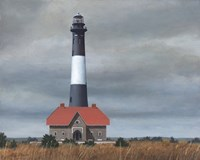 Fire Island Light Station by David Knowlton - various sizes - $30.99