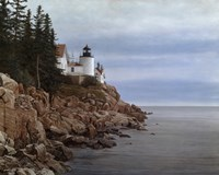 Bass Harbor Light Fine Art Print