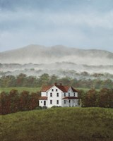October Mist by David Knowlton - various sizes