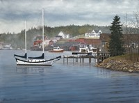 Tranquil Harbor by David Knowlton - various sizes