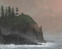 Cape Disappointment Light by David Knowlton - various sizes - $33.49