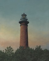 Currituck Beach Lighthouse Fine Art Print