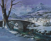 Snowy River Fine Art Print