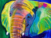 Pachyderm by DawgArt - various sizes - $24.49