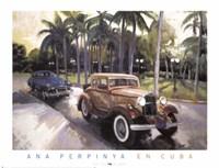 En Cuba Fine Art Print