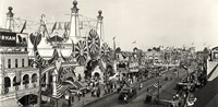 Luna Park Surf Avenue by Mindy Sommers - various sizes