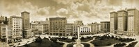 Union Square SF 1911 by Mindy Sommers - various sizes