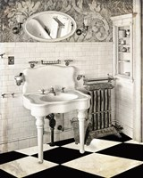 Victorian Bathroom Fine Art Print