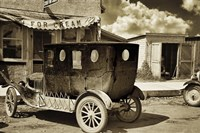 Vintage Auto by Mindy Sommers - various sizes