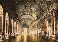 Hall of Mirrors Versailles Fine Art Print