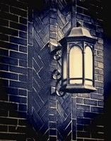 Street Lamp by Mindy Sommers - various sizes, FulcrumGallery.com brand