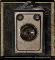 Nostalgica: Vintage Camera by Mindy Sommers - various sizes