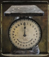Nostalgica: Vintage Scale by Mindy Sommers - various sizes