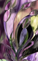 Swaying Glass Fine Art Print