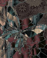 Japanese Butterfly by Mindy Sommers - various sizes