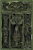 Green Window by Mindy Sommers - various sizes