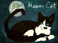 Mooncat by Mindy Sommers - various sizes