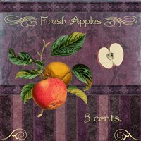 Fresh Apples Fine Art Print
