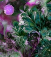 Moon In Bloom by Mindy Sommers - various sizes
