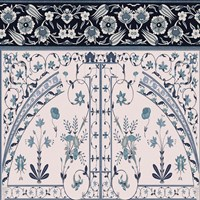 Wedgewood Trellis by Mindy Sommers - various sizes