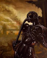 Alien by John Silver - various sizes