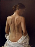 Bare Back 2 Fine Art Print