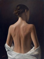Bare Back 3 by John Silver - various sizes, FulcrumGallery.com brand