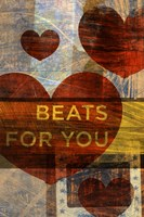 Beats for You by John W. Golden - various sizes