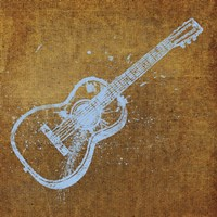 Guitar Fine Art Print