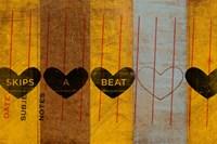 Skips a Beat by John W. Golden - various sizes
