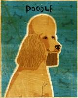 Apricot Poodle Fine Art Print